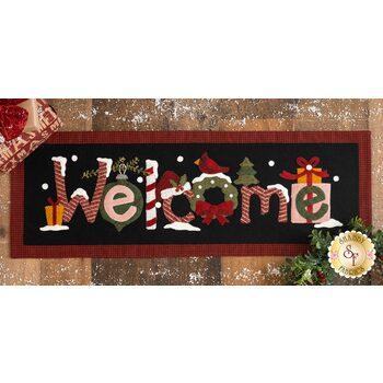Welcome Mat Thru The Year Series - December Kit