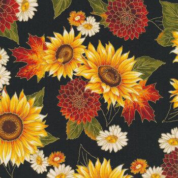 Autumn Bouquet 19855-191 Autumn by Robert Kaufman Fabrics