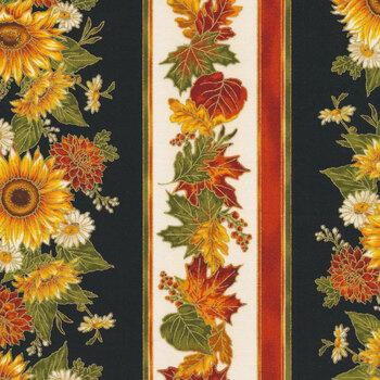 Autumn Bouquet 19858-191 Autumn by Robert Kaufman Fabrics