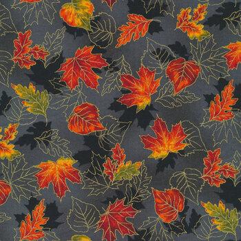 Autumn Bouquet 19859-191 Autumn by Robert Kaufman Fabrics