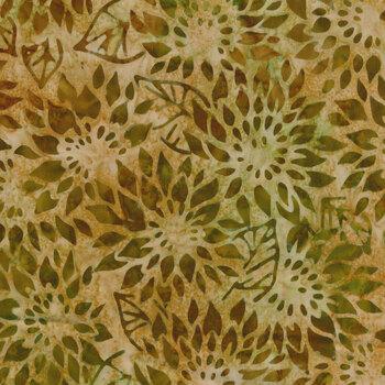 Nature's Canvas Artisan Batiks 20351-7 Green by Robert Kaufman Fabrics