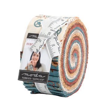 Home on the Range  Jelly Roll by Deb Strain for Moda Fabrics