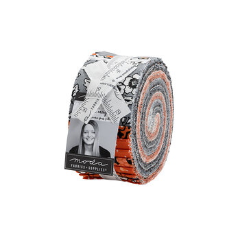 Midnight Magic 2  Jelly Roll by April Rosenthal for Moda Fabrics