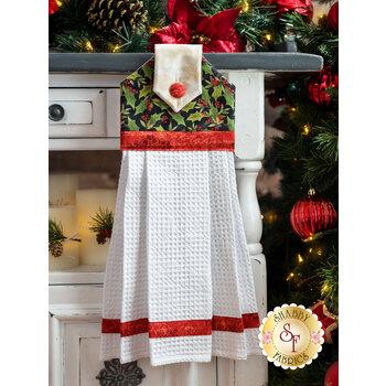 Hanging Towel Kit - Cardinal Noel - Holly