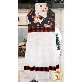 Hanging Towel Kit - Timber Gnomies - Grey