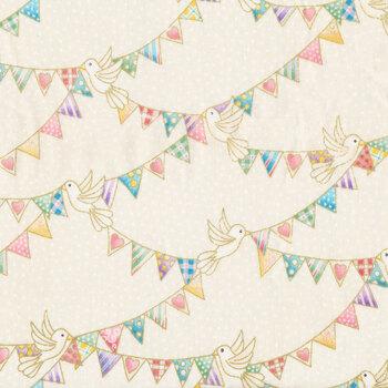 Celebration Bunting by Makower UK Fabrics REM