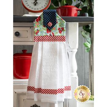 Hanging Towel Kit - Shine On - Aqua