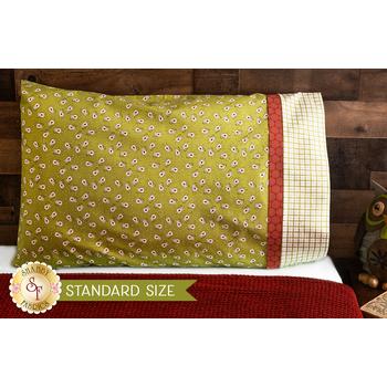 Magic Pillowcase Kit - Animal Crackers - Standard Size - Green