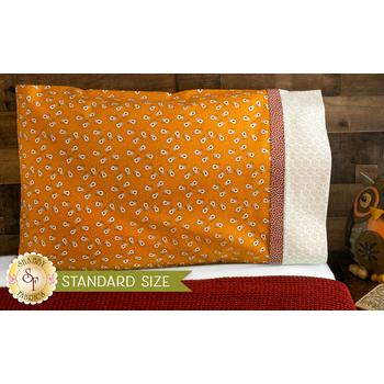 Magic Pillowcase Kit - Animal Crackers - Standard Size - Orange