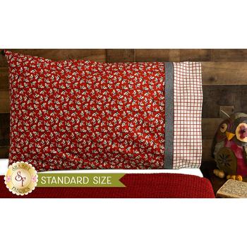 Magic Pillowcase Kit - Animal Crackers - Standard Size - Red