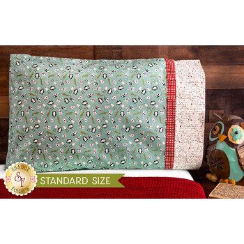 Magic Pillowcase Kit - Animal Crackers - Standard Size - Blue