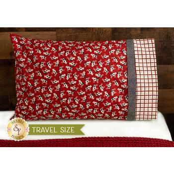 Magic Pillowcase Kit - Animal Crackers - Travel Size - Red