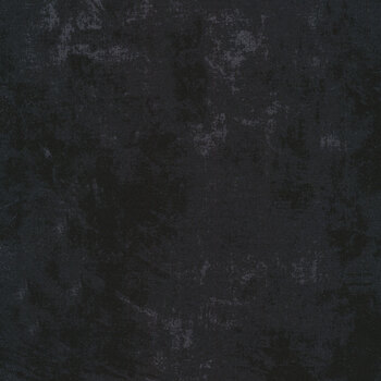 Time for Hot Cocoa 30529-999 Chalkboard Texture Black by Wilmington Prints