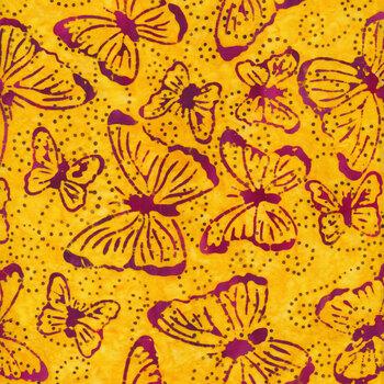 Sunny Day Batiks 4358-11 Sunshine by Moda Fabrics
