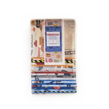 Building Dreams  Strip Pack by Wilmington Prints