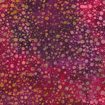 Sunny Day Batiks 4358-22 Raspberry by Moda Fabrics