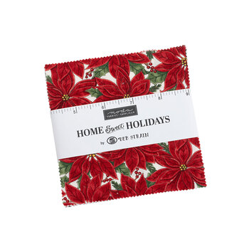 Home Sweet Holidays  Charm Pack by Deb Strain for Moda Fabrics
