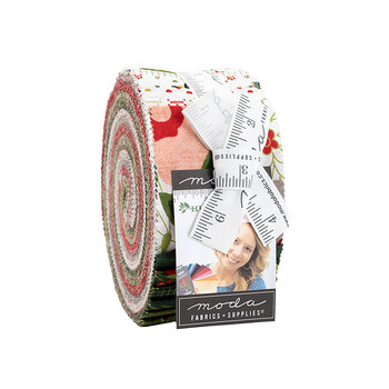 Hustle and Bustle  Jelly Roll by Basic Grey for Moda Fabrics