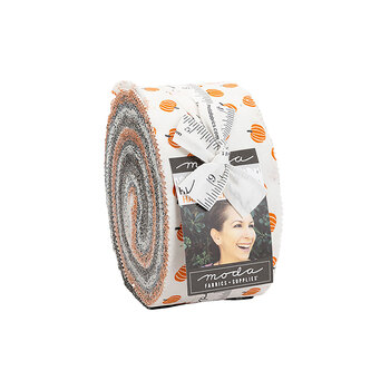 Holiday Essentials - Halloween  Jelly Roll by Stacy Iest Hsu for Moda Fabrics