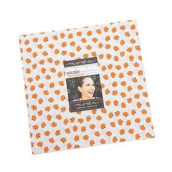 Holiday Essentials - Halloween  Layer Cake by Stacy Iest Hsu for Moda Fabrics