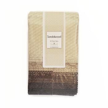 Essentials Sandalwood  Strip Pack by Wilmington Prints