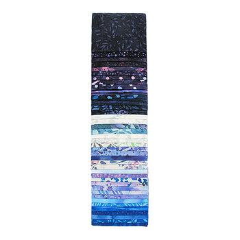 Bali Pop - Hydrangea  Precut Strips by Hoffman Fabrics