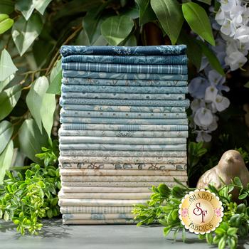 Bluebird  27 FQ Set by Edyta Sitar for Andover Fabrics