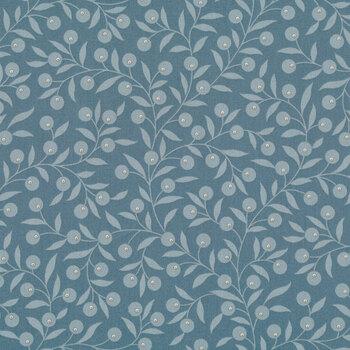 Bluebird 9771-B1 Expedition Blue Thimble by Edyta Sitar for Andover Fabrics