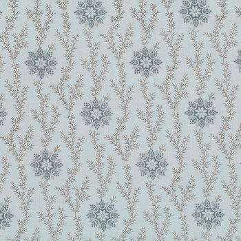 Bluebird 9772-LB Glacier Thimble by Edyta Sitar for Andover Fabrics