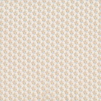 Bluebird 9839-L Pressed Flower Snowdrop by Edyta Sitar for Andover Fabrics