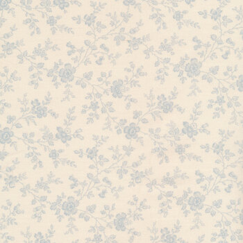 Bluebird 9841-L Little Creek Forget Me Not by Edyta Sitar for Andover Fabrics