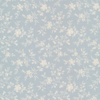 Bluebird 9841-LB Iceland Forget Me Not by Edyta Sitar for Andover Fabrics