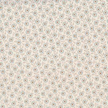 Bluebird 9843-L Ivory Wreath by Edyta Sitar for Andover Fabrics