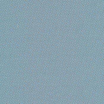 Bluebird 9844-B Winter Blues Periwinkle by Edyta Sitar for Andover Fabrics