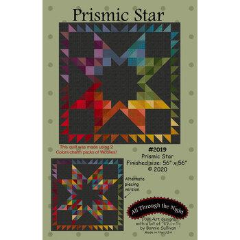 Prismic Star Pattern