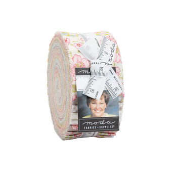 Grace  Jelly Roll by Brenda Riddle for Moda Fabrics