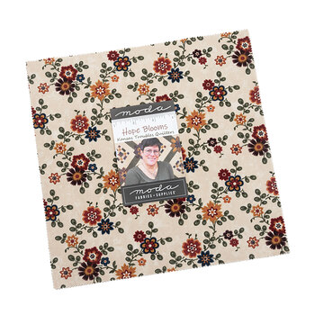 Hope Blooms  Layer Cake by Kansas Troubles Quilters for Moda Fabrics