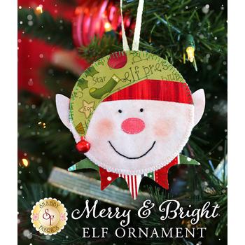 Merry & Bright Ornament Kit - Elf