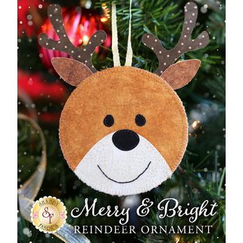 Merry & Bright Ornament Kit - Reindeer