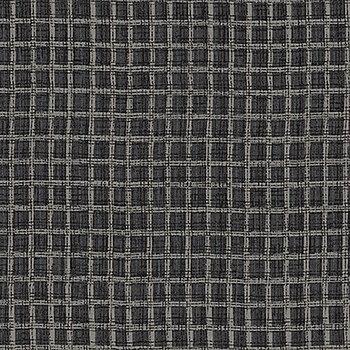 Bluebird of Happiness 2720-95 Plaid Dark Gray by Janet Rae Nesbitt for Henry Glass Fabrics