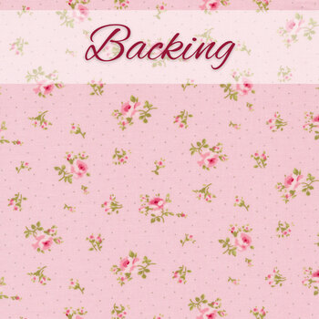Bubble Quilt Kit - Sophie - Backing - 1-2/3 yds