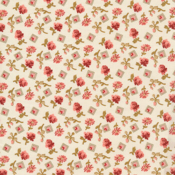 Little Sweetheart 8828-L Shortbread Something Borrowed by Edyta Sitar for Andover Fabrics