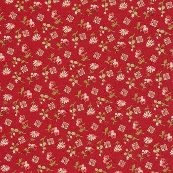 Little Sweetheart 8828-R Crimson Something Borrowed by Edyta Sitar for Andover Fabrics