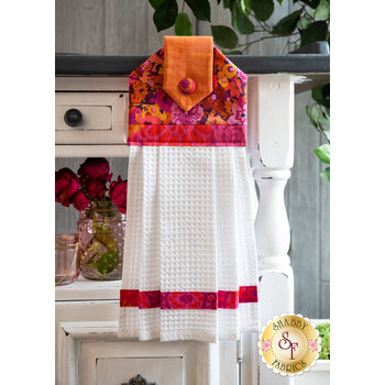 Hanging Towel Kit - Kasada - Magenta