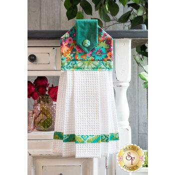 Hanging Towel Kit - Kasada - Teal