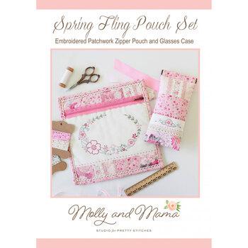 Spring Fling Pouch Set Pattern