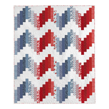 Ridiculously Easy Jelly Roll Quilt Kit - Summertime
