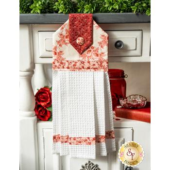 Hanging Towel Kit - Roselyn - Pink