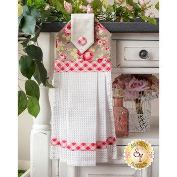 Hanging Towel Kit - Sophie - Gray