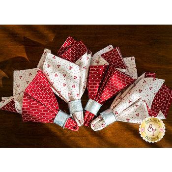Cloth Napkins Kit - American Gathering - Makes 4